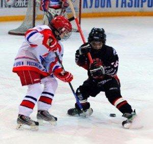 Отдать ребенка в хоккей