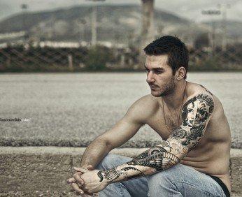 Мужские татуировки, что именно понимается под эти термином