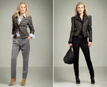 С чем носить брюки – секреты модниц