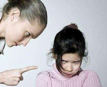 Проблемы воспитания ребенка