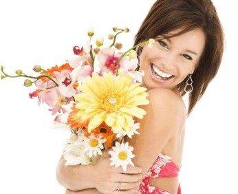 Здоровье и красота женщины - необходимое условие её счастья