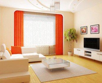 Как сделать зал уютным для всех домочадцев?