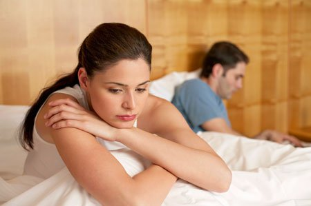 Как вернуть желание мужа после родов