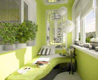 Как сделать уютный балкон