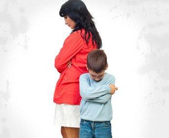Мать не любит ребенка