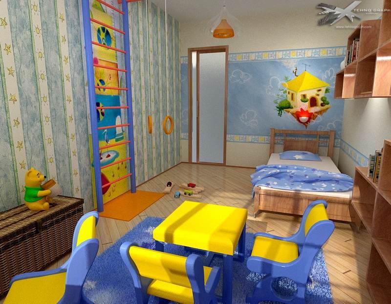 Дизайн комнаты как сделать
