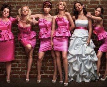 Наряды для подружек невесты: правила выбора идеального платья