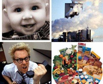 Факторы, влияющие на здоровье современного человека