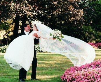 свадьба-на-природе