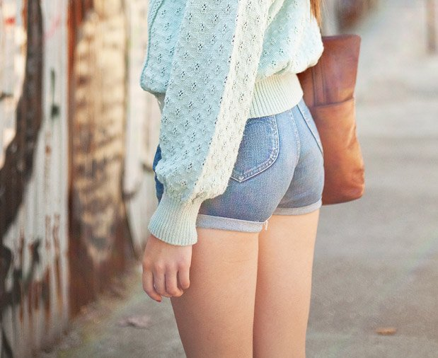 tweed-winter-shorts-fashion-style