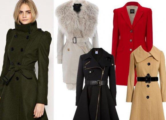 b3efda3612b Как всегда в моде классика  чёрное пальто различной длины встречается в  коллекциях многих дизайнеров. Так