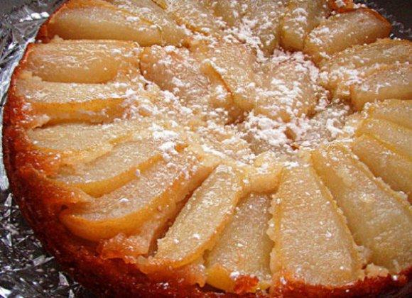 Как сделать шарлотку из яблок и груш