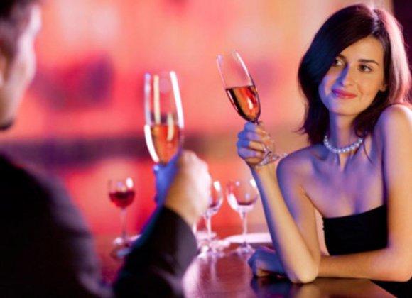 Ресторанах в знакомство